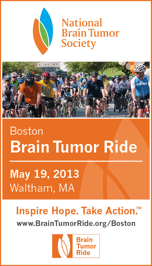 Print Ad: Boston Brain Tumor Ride