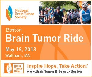 Banner: Boston Brain Tumor Ride