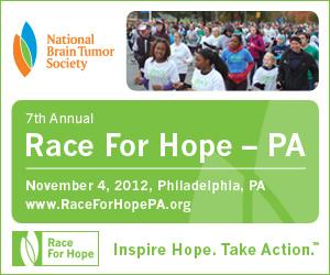 Banner: Race for Hope - Philadelphia