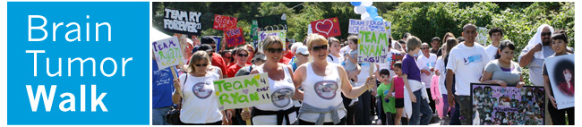 Image: Bay Area Brain Tumor Walk