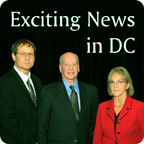 Exciting News in DC