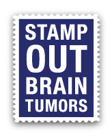 Stamp Out Brain Tumors logo