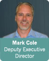 Photo: Mark Cole, Deputy Executive Director