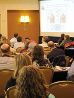 Photo: March Patient Services Conference