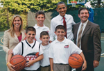 Friedlanders with President Obama