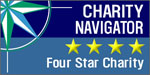 Charity Navigtor Four Star