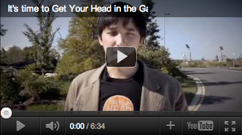 Get Your Head in the Game Video