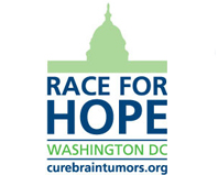 Image: Race for Hope - DC logo