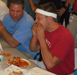 Barclays Wing Contest
