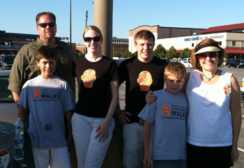 Wilmington Blue Rocks Awareness Night 2011