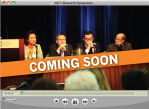 Coming Soon: Video from the Systems Biology Symposium