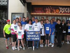 TEAM MICHELE HUME - 2011